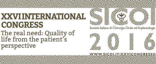 XXVI International Congress SICOI