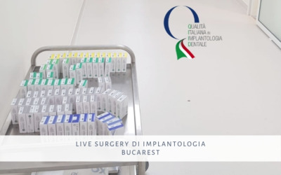 IV° Patient Implantology Course: Training with basic and advanced surgery techniques