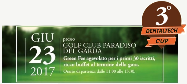 3° Dental Tech Cup – Torneo di Golf