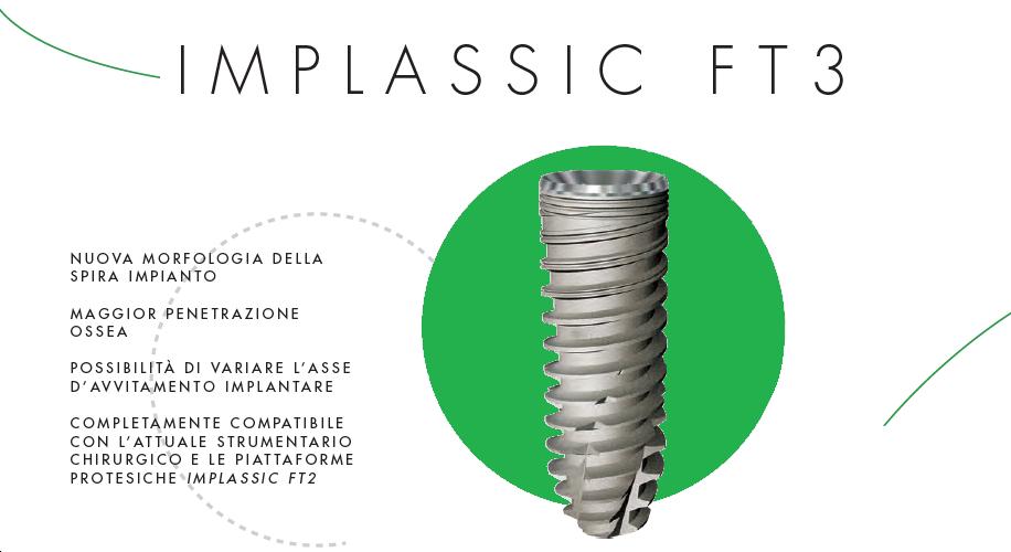 ImpLassic FT3 – Prot. 01/2018