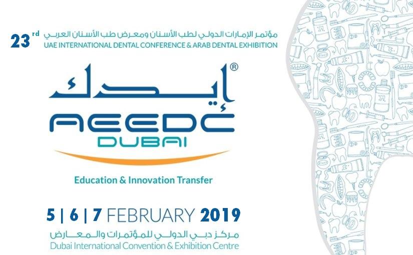 AEEDC2019 – DUBAI