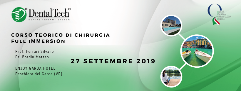 Corso Teorico di Chirurgia Full Immersion