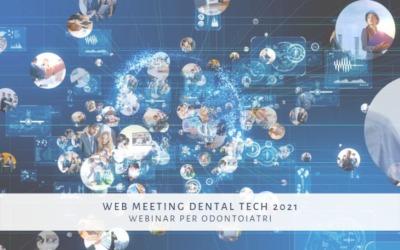 Web Meeting Dental Tech 2021